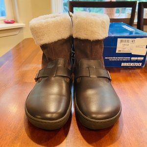 Birkenstock Boots Sz 41 NWB